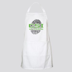 CSI In Training BBQ Apron