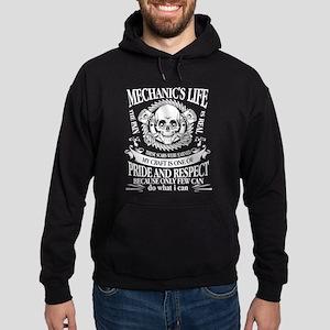 Mechanic's Life The Pain T Shirt Sweatshirt