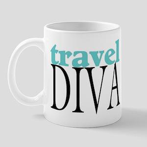 Travel Diva Mug