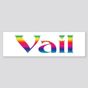 Vail Bumper Sticker