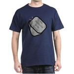 My Boyfriend is an Airman Dark T-Shirt