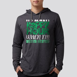Its Always Happy Hour When Im Ro Mens Hooded Shirt