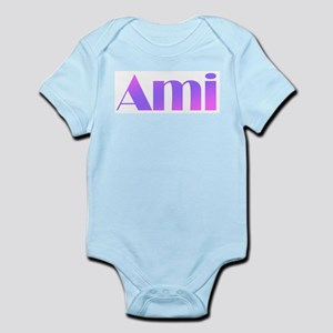 Ami Infant Bodysuit