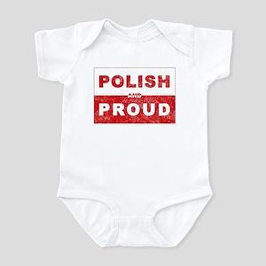 Polish & Proud Infant Bodysuit