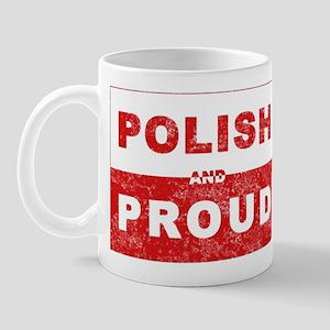 Polish & Proud Mug