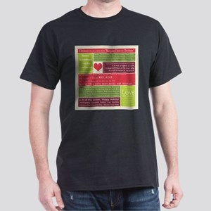 Christ in Christmas2013 - square T-Shirt