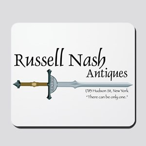 Nash Antiques Mousepad