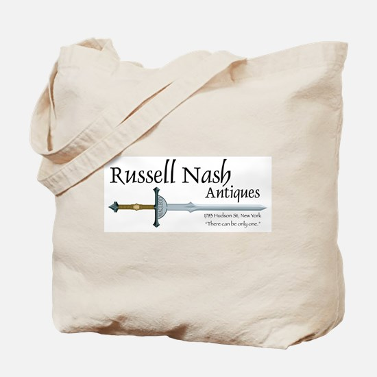 Nash Antiques Tote Bag
