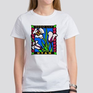 Sego Lily Utah Women's T-Shirt