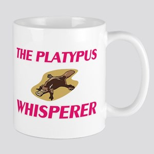 The Platypus Whisperer Mugs