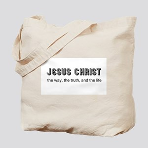Jesus is the Way Tote Bag