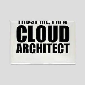 Trust Me, I'm A Cloud Architect Magnets