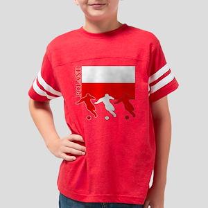 soccer poland drk Youth Football Shirt