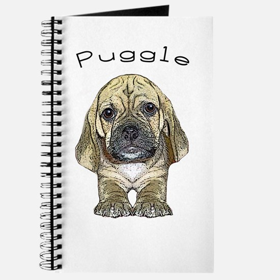Just Puggle Art Journal