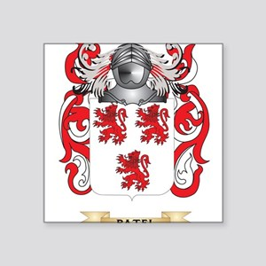 Patel Coat of Arms (Family Crest) Sticker