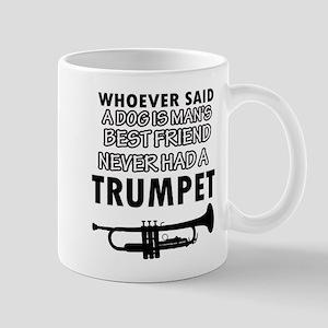 trumpet vector designs Mug