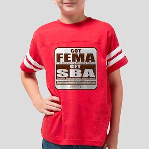 gotFEMA-getSBA-2000x2000-CV-F Youth Football Shirt