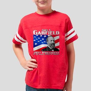 20 Garfield W Youth Football Shirt