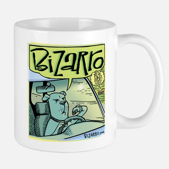 Funny King features Mug