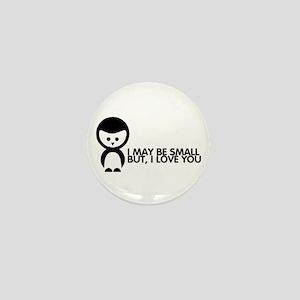 Happy Penguins Mini Button