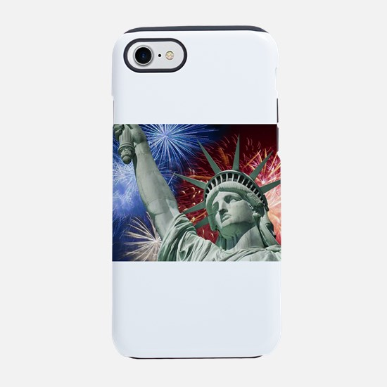 Lady Liberty iPhone 7 Tough Case