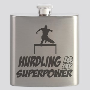 hurdling is my superpower Flask