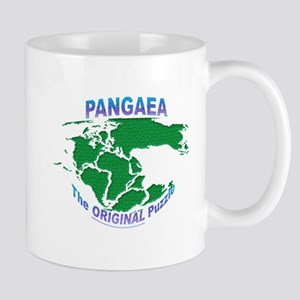 Pangaea: The original Puzzle Mugs