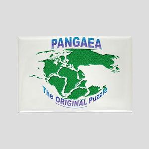 Pangaea: The original Puzzle Magnets