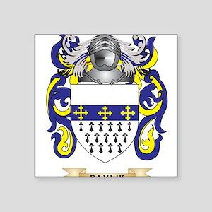 Pavlik Coat of Arms (Family Crest) Sticker
