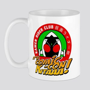 Kamen Rider Club Cc Mug Mugs