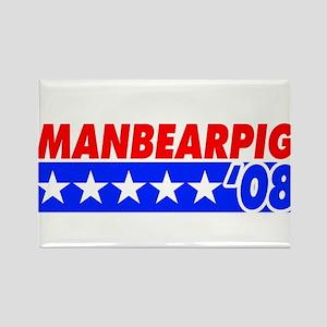 Manbearpig '08 Rectangle Magnet (10 pack)