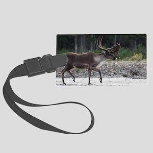 caribou Large Luggage Tag