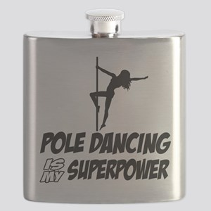 pole dancing is my superpower Flask