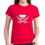 Cupcake of Doom Women's Dark T-Shirt