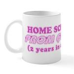 Home School Prom Queen Funny  Mug