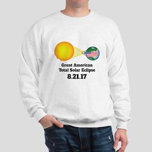Solar Eclipse Sweatshirt