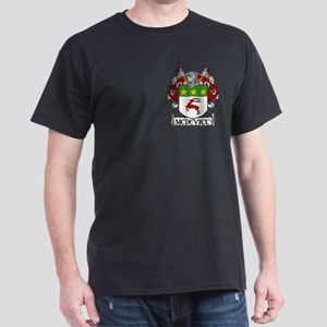 McDevitt Coat of Arms Dark T-Shirt