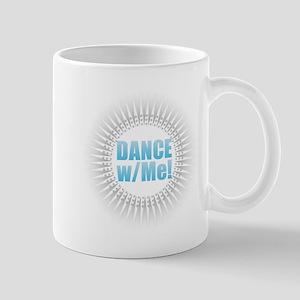 Dance with Me - Blue Mugs
