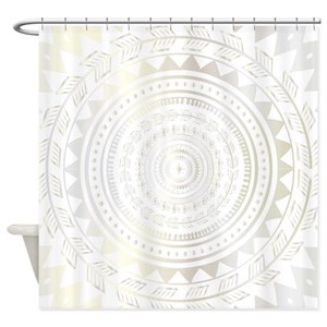 Bohemian Shower Curtains