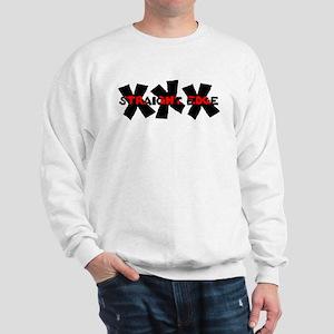 XXX Straight Edge Sweatshirt