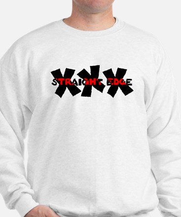 XXX Straight Edge Sweatshirt