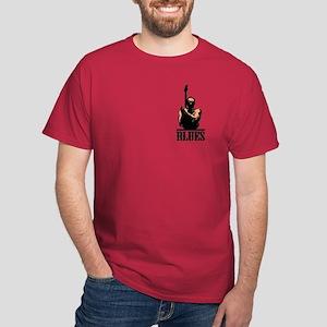 Blues Man Dark T-Shirt