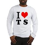 I love Teesside Long Sleeve T-Shirt