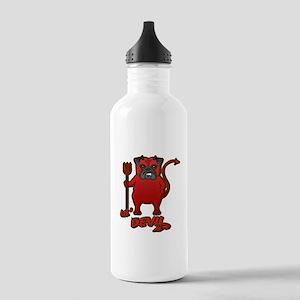 Lil Devil Sports Water Bottle