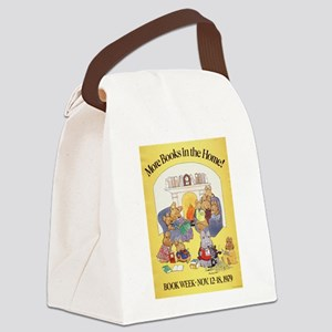 1979 Children's Book Week Canvas Lunch Bag