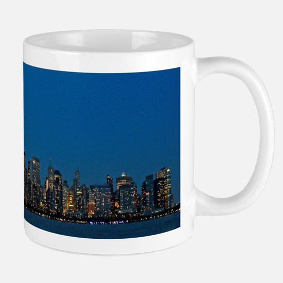 Night Lights! New York City Pro photo Mugs