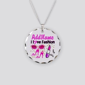LOVE FASHION Necklace Circle Charm