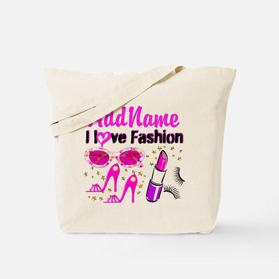 LOVE FASHION Tote Bag