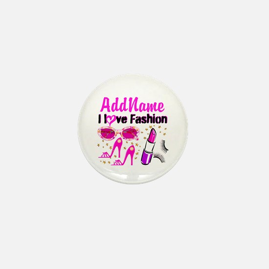 LOVE FASHION Mini Button