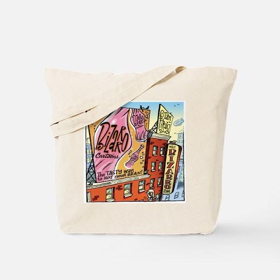 Cool Dan piraro Tote Bag